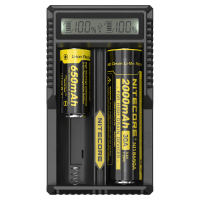 Nitecore Intellicharger UM20 USB Įkroviklis
