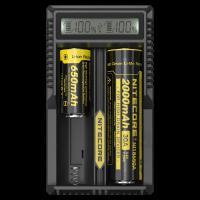 Nitecore Intellicharger UM20 USB Įkroviklis Baterijos ir Įkrovikliai