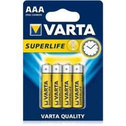 VARTA Superlife AAA baterijos Baterijos ir Įkrovikliai