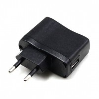 AC ~230V sieninis USB adapteris Baterijos ir Įkrovikliai