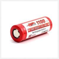 Efest IMR 18500 1100mAh Baterijos ir Įkrovikliai