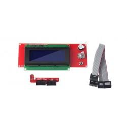 RAMPS 1.4 LCD ekranas su valdymu ir SD korteles lizdu Atvirojo kodo elektronika