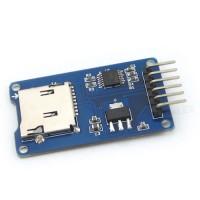Micro SD atminties kortelių modulis Atvirojo kodo elektronika