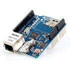 W5100 Ethernet Priedėlis Skirtas Arduino Atvirojo kodo elektronika
