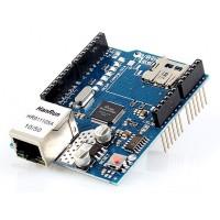 W5100 Ethernet Priedėlis Skirtas Arduino