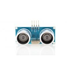 Ultragarsinis atstumo matuoklis HC-SR04 Atvirojo kodo elektronika