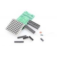 MAX7219 LED Švieslentės Modulis - DIY Atvirojo kodo elektronika