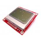84x48 Nokia LCD Arduino Modulis