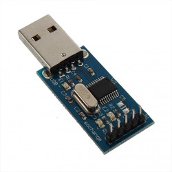 USB To RS232 modulis