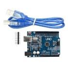 Arduino UNO R3 ATmega328P Atvirojo kodo elektronika