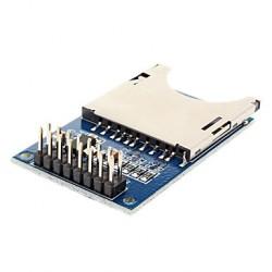 SD atminties kortelių modulis Atvirojo kodo elektronika