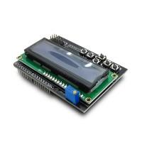 1602 LCD ir Mygtukų Modulis