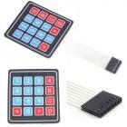 4x4 16 mygtukų klaviatūra Atvirojo kodo elektronika