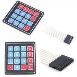 4x4 16 mygtukų klaviatūra