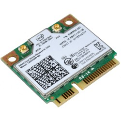 Intel® Dual Band Wireless-AC 7260 +BT HMC