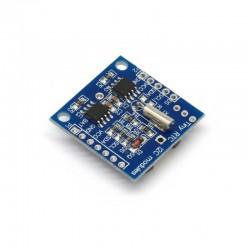 Realaus laiko I2C RTC ir EEPROM modulis Atvirojo kodo elektronika