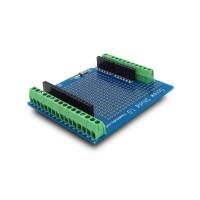 Arduino prisukamų kontaktų priedėlis Atvirojo kodo elektronika
