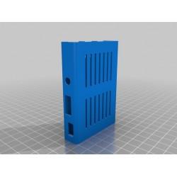 Raspberry Pi 3 dėklas (3D spausdintuvu) Atvirojo kodo elektronika