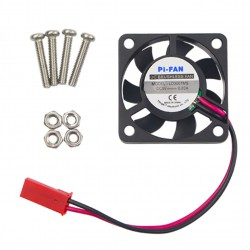 Raspberry Pi ventiliatorius 5V 30mm Atvirojo kodo elektronika