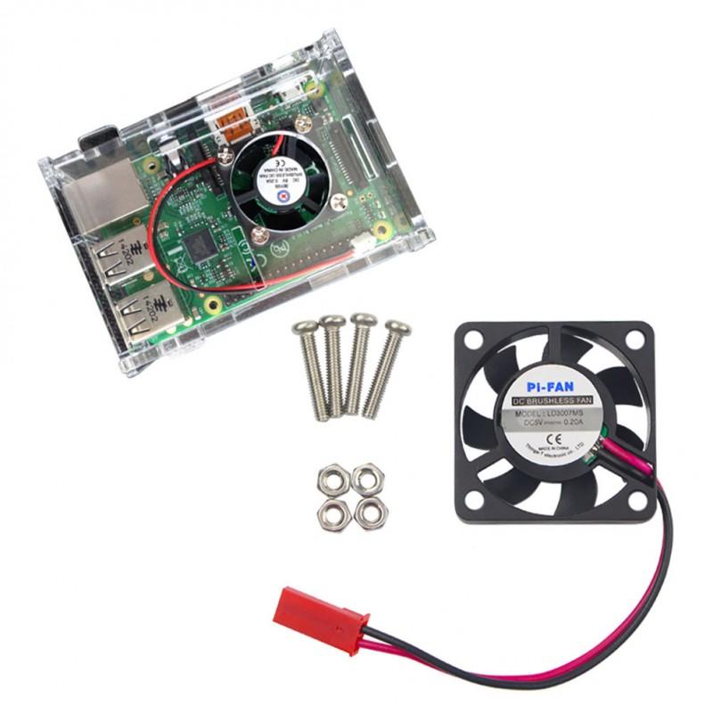 Raspberry Pi Cooling Fan 5V 30mm