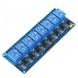 5V 8-Kanalų relinis modulis Atvirojo kodo elektronika