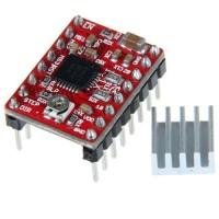 Geeetech A4988 žingsninio variklio valdymo modulis Atvirojo kodo elektronika