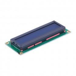 16x2 LCD Ekranas (mėlynas) Atvirojo kodo elektronika