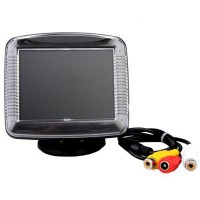 3.5 LCD Monitorius 12V