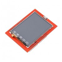 "2.4"" LCD TFT jutiklinis ekranas"