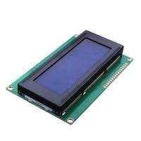 20x4 LCD Ekranas (mėlynas) Atvirojo kodo elektronika