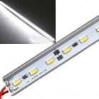 LED juosta aliuminio korpuse