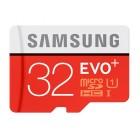 SAMSUNG MicroSD EVO+ 32GB Class10 + Adapteris Atvirojo kodo elektronika