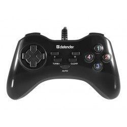 DEFENDER GAME MASTER G2 USB 13 mygtukų valdymo pultas