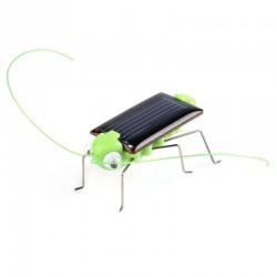 Saulės energija varomas žiogas Dronai ir Robotika