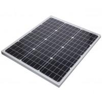 Saulės panelė 60W 18.6V Baterijos ir Įkrovikliai