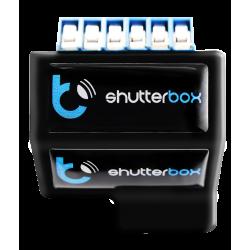 BleBox ShutterBox - Roletų WiFi valdiklis Atvirojo kodo elektronika