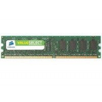 CORSAIR DDR2 667 MHz 1GB 240 DIMM Unbuffered CL5 RAM atmintis