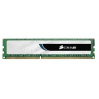 CORSAIR DDR3 1333MHz 4GB 1X4GB 240 DIMM Unbuffered RAM atmintis