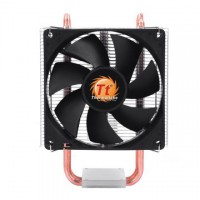 THERMALTAKE Contac 16 CPU Cooler Universal Socket Compatibility 92mm fan two 6mm Heat-Pipes Procesorių aušinimas