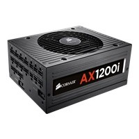 CORSAIR Professional Series Gold AX1200i Digital ATX Power Supply Digital Signal Processor which improves overall system stability Maitinimo šaltiniai