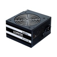 CHIEFTEC PSU 500W 12CM FAN ACTIVE PFC ATX12V V2.3 80+ EFFICIENCY (WITH POWER CORD) Maitinimo šaltiniai