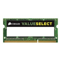 CORSAIR DDR3 1600MHZ 4GB 1x204 SODIMM Unbuffered RAM atmintis