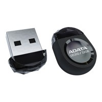 A-DATA UD310 32GB USB2 BLACK SMALL&DURAB USB atmintinės
