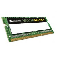 CORSAIR DDR3L 1600MHZ 8GB 1x204 SODIMM Unbuffered RAM atmintis