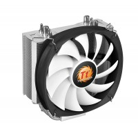 THERMALTAKE Frio Silent 14 cooler supports all current Intel and AMD platforms up to 165W 140mm fan 3pcs 8mm Procesorių aušinimas