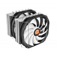 THERMALTAKE Frio Extreme Silent 14 Dual cooler supports all current Intel and AMD platforms up to 240W 140mm fan 6pcs 6mm Procesorių aušinimas