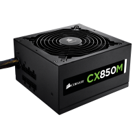 CORSAIR Builder Series CX 850M Watt Modular Power Supply EU Version Maitinimo šaltiniai