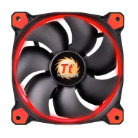 THERMALTAKE Riing 14 RED LED fan high-static pressure Korpusai ir priedai