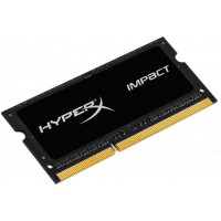 KINGSTON 4GB 1866MHz DDR3L CL11 SODIMM 1.35V HyperX Impact Black RAM atmintis
