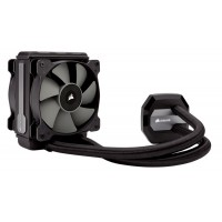 CORSAIR Hydro Series H80i v2 High Performance Liquid CPU Cooler Procesorių aušinimas